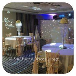wedding set ups