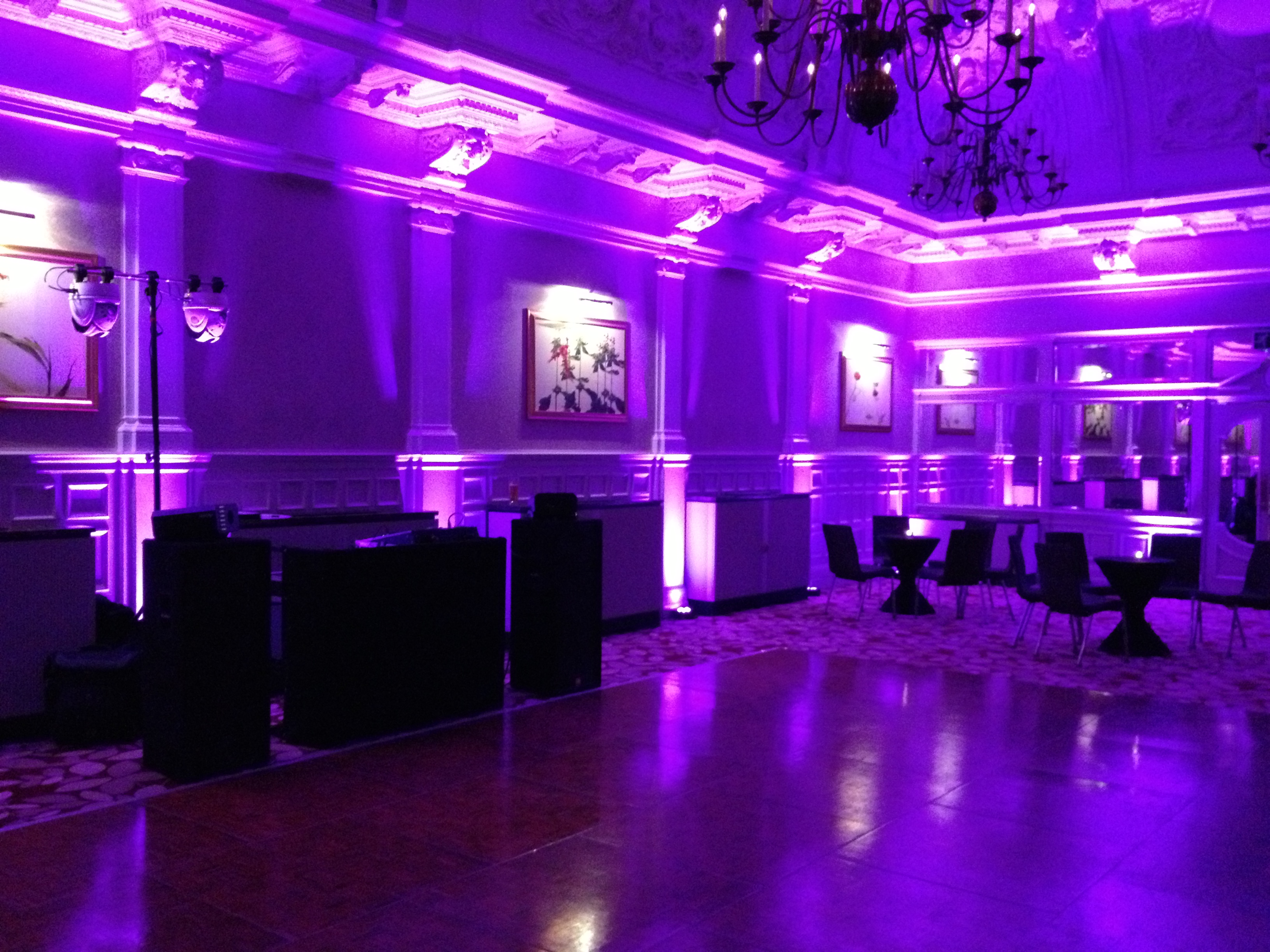 Mood Lighting | Southwest Discos Direct Gloucestershire