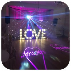 wedding dj gloucestershire