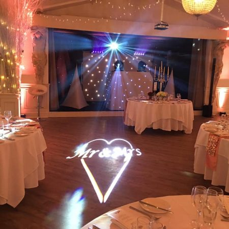 wedding disco photo 1