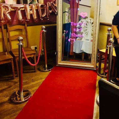 magic mirror hire in gloucestershire