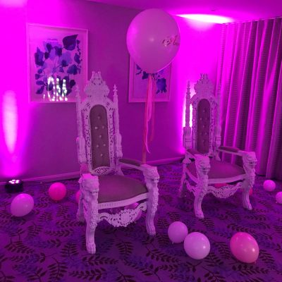 wedding throne hire gloucester