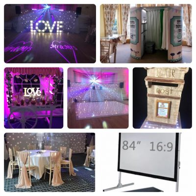 Additional wedding extras