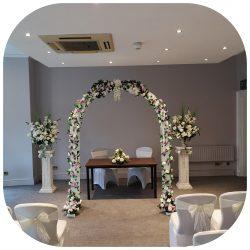 floral arch 2