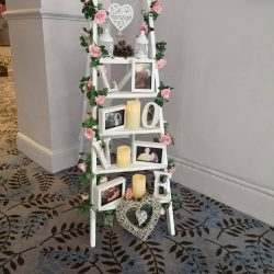 memory wedding ladder