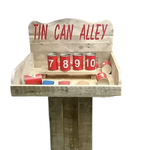 tin can alley hire